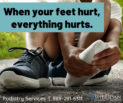 Podiatry Services