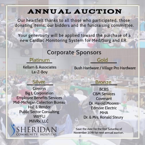 Auction 2017